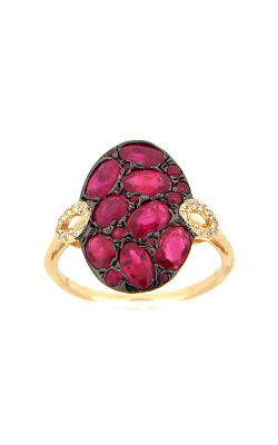 DILAMANI Venice Ruby & Diamond Ring AR17140R-800Y product image
