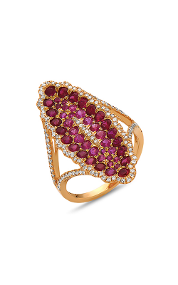 DILAMANI Venice Ruby & Diamond Ring AR17980RX-800Y product image