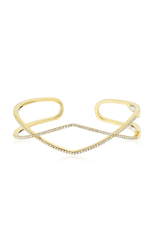 DILAMANI Silhouette Diamond Bangle AG30675D-200Y product image