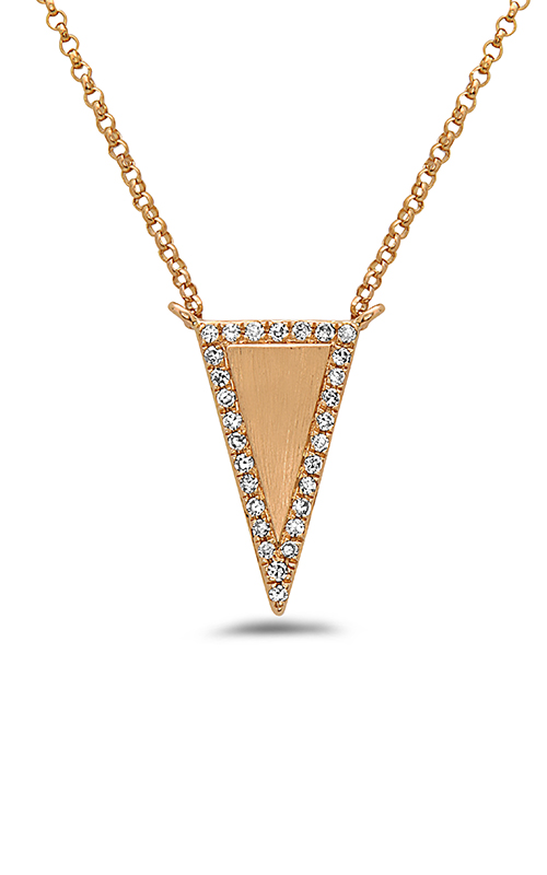 DILAMANI Silhouette Diamond Pendant Necklace AP30742D-800Y product image