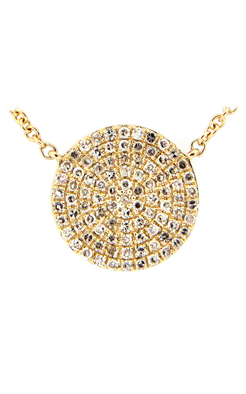 DILAMANI Silhouette Diamond Pendant AP83230D-800Y product image