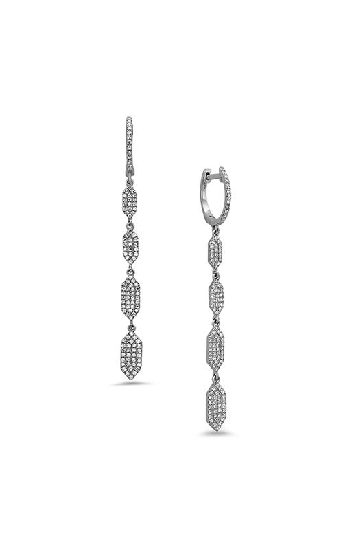DILAMANI Silhouette Diamond Earrings AE81214D-800W product image