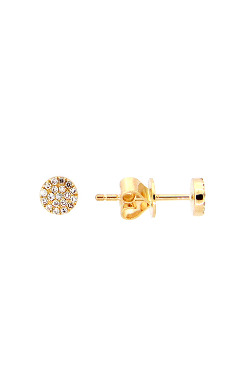 DILAMANI Silhouette Diamond Earrings AE81304D-800Y product image