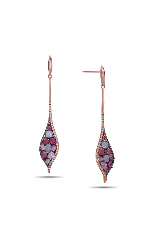 DILAMANI Rock Candy Mixed Gem Earrings AE80221CM-200R product image