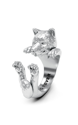 Dog Fever Hug Fashion Ring AKITA product image