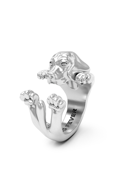 Dog Fever Hug Fashion Ring BEAGLE product image