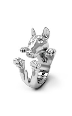 Dog Fever Hug Fashion ring BULL TERRIER product image