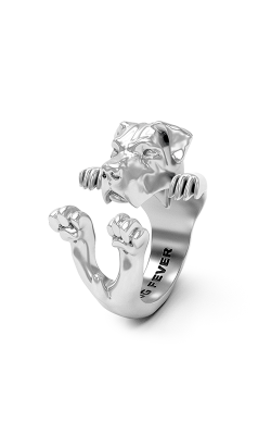 Dog Fever Hug Fashion Ring CANE CORSO product image