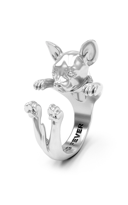 Dog Fever Hug Fashion ring CHIHUAHUA product image