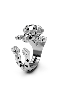 Dog Fever Hug Fashion ring DALMATIAN product image