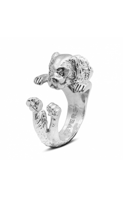 Dog Fever Hug Fashion Ring CAVALIER KING CHARLES SPANIEL product image