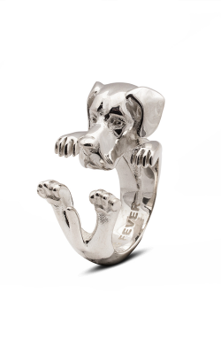 Dog Fever Hug Fashion ring GREAT DANE product image