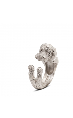 Dog Fever Hug Fashion Ring LABRADOODLE product image