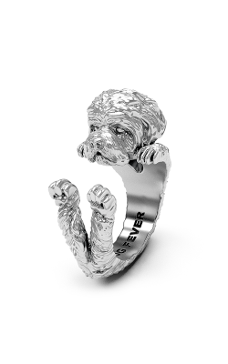 Dog Fever Hug Fashion ring MALTESE product image