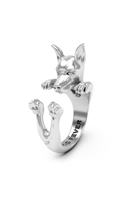 Dog Fever Hug Fashion ring PINSCHER product image