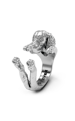 Dog Fever Hug Fashion Ring SETTER product image