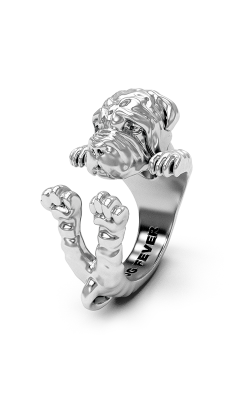 Dog Fever Hug Fashion ring SHAR PEI product image