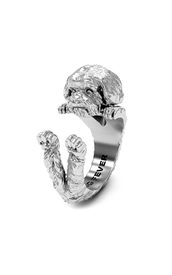 Dog Fever Hug Fashion Ring SHIH TZU product image