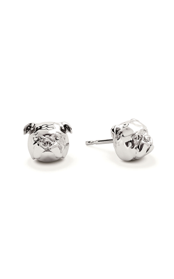 Dog Fever Head Earrings ENGLISH BULLDOG product image