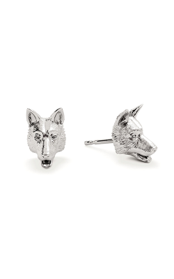 Dog Fever Head Earring GERMAN SHEPHERD product image