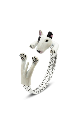 Dog Fever Enameled Hug Bracelet BULL TERRIER product image