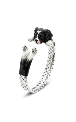 Dog Fever Enameled Hug Bracelet CAVALIER KING CHARLES SPANIEL product image