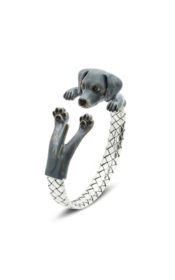 Dog Fever Enameled Hug Bracelet WEIMARANER product image