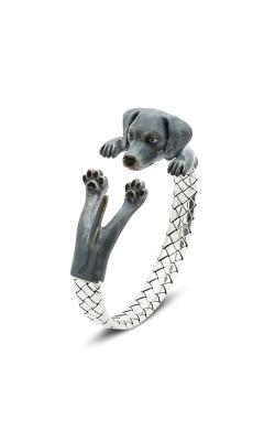 Dog Fever Enameled Hug Bracelet WEIMARANER product image