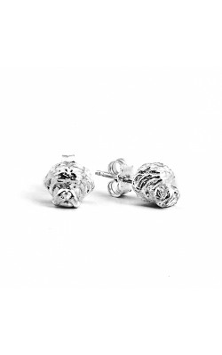 Dog Fever Head Earring MALTESE product image