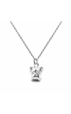Dog Fever Head Necklace BOXER product image