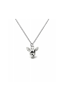 Dog Fever Head Necklace CHIHUAHUA product image