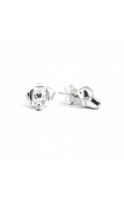 Dog Fever Head Earrings WEIMARANER product image
