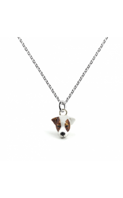 Dog Fever Head Necklace JACK RUSSEL TERRIER product image