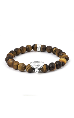 Dog Fever Tiger Eye Beads Bracelet GOLDEN RETRIEVER product image