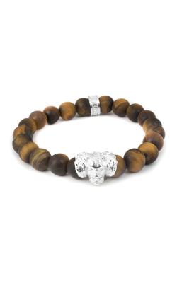 Dog Fever Tiger Eye Beads Bracelet Cavalier King Charles Spaniel product image