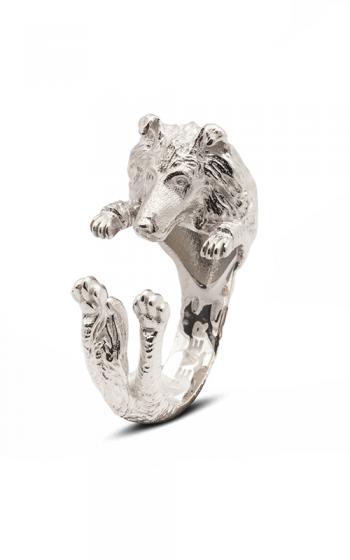Dog Fever Hug Fashion ring COLLIE product image
