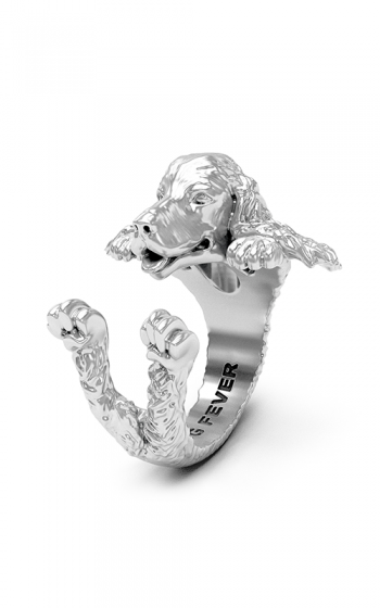 Dog Fever Hug Fashion ring COCKER SPANIEL product image