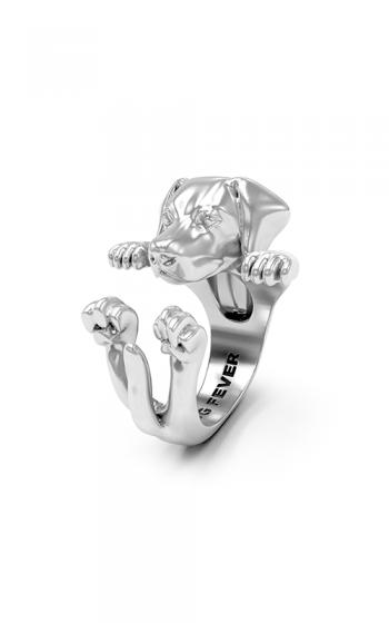 Dog Fever Hug Fashion ring LABRADOR RETRIEVER product image