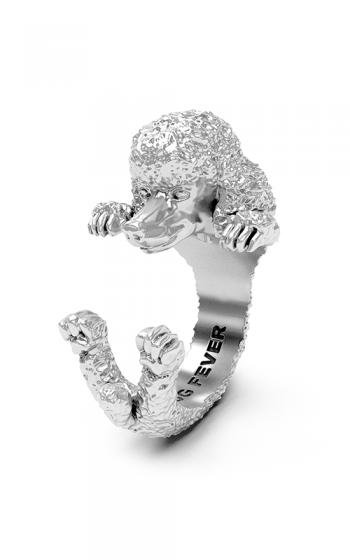 Dog Fever Hug Fashion ring POODLE product image