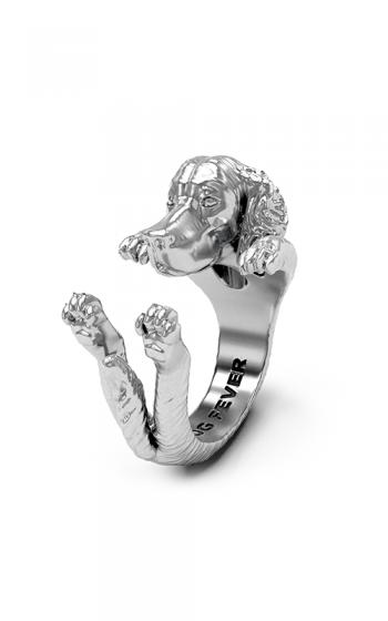 Dog Fever Hug Fashion ring SETTER product image