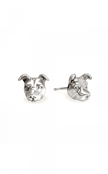 Dog Fever Head Earrings AMERICAN STAFFORDSHIRE product image