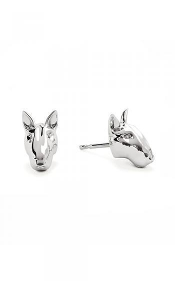 Dog Fever Head Earrings BULL TERRIER product image