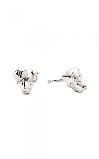 Dog Fever Head Earrings LABRADOR RETRIEVER product image