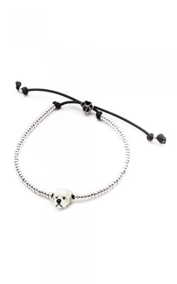 Dog Fever Enameled Head Bracelet MALTESE product image