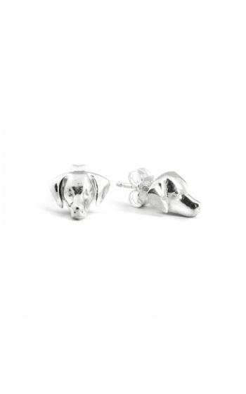 Dog Fever Head Earrings WEIMARANER product image