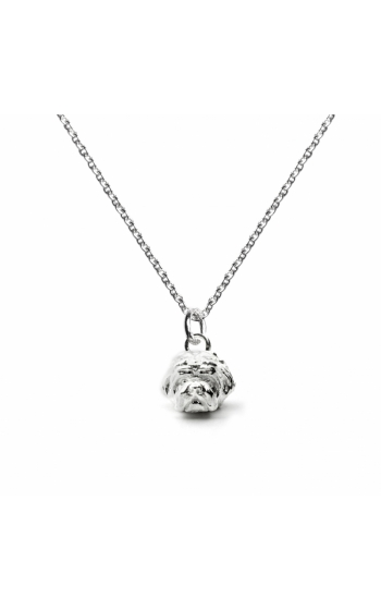 Dog Fever Head Necklace MALTESE product image