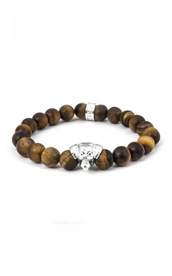 Dog Fever Tiger Eye Beads Bracelet GOLDEN RETRIEVER product image