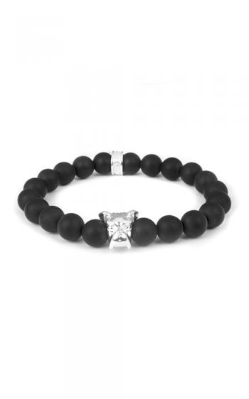 Dog Fever Onyx Bead Bracelet BOXER product image