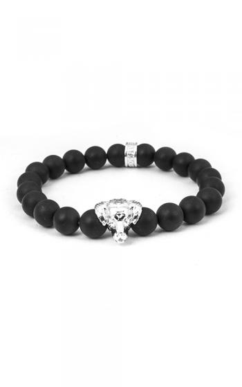 Dog Fever Onyx Bead Bracelet Golden Retriever product image