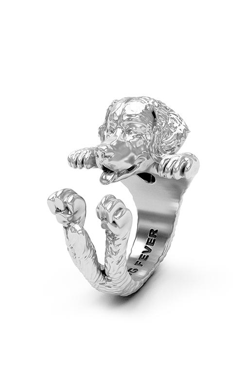 Dog Fever Hug Fashion ring BERNESE MOUNTAIN DOG product image